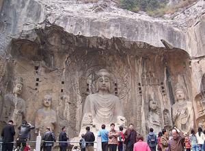 Longmen Grottoes Luoyang